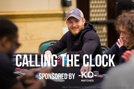 Calling the Clock with Jason Koon Sponsored by KO Watches