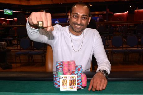 Neil Patel Wins WSOP Circuit Tunica Main Event