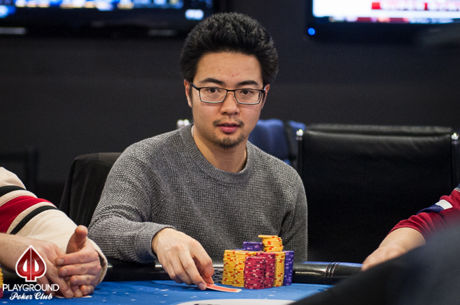 Playground Winter Festival: Simon Pin-Disle Bags Day 1D Lead of the Wild $150