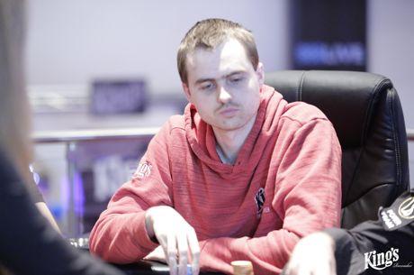 Martin Kabrhel lidera el 888Live Rozvadov €5.300 High Roller