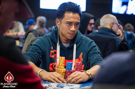 Playground Winter Festival: Daniel Le Leads Final 29 in The Wild $150