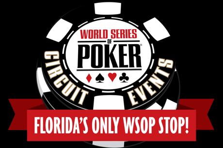 WSOP Circuit Returns to Palm Beach Kennel Club Feb. 9