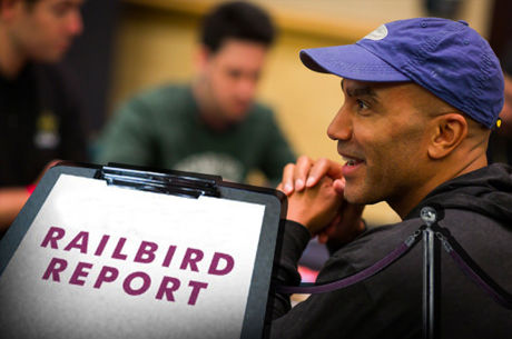 The Railbird Report: Bill 'GASTRADER' Perkins Comanda a Ação