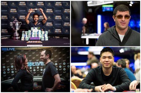 The Weekly Turbo: AI, Revenge, 888, PokerStars Festival