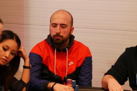 Andrea Iocco führt nach Tag 1b des 888Live Rozvadov Main Events