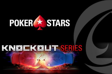 Knockout Series Arrancam Hoje com €95,000 Garantidos
