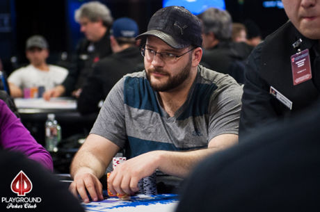 Playground Winter Festival Event #3: Awada Tops Day 1c; Boujaoude Best in Day 1d