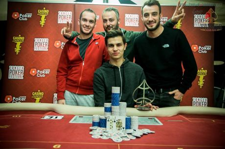 Arthur Conan remporte le Tanger Poker Festival XI, Paul Guichard 5e