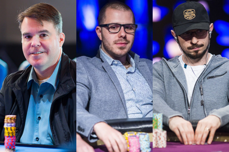 Cary Katz, Dan Smith e Brian Rast Vencem High Rollers do Aria