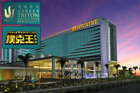 Triton High Roller Series Kicks Off in Manila Feb. 17