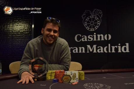 Carlos Mir gana la Gran Final de la LÑP; Adrián Govea consigue el primer puesto de la general