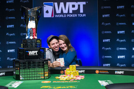 Daniel Weinman Wins the WPT Borgata Winter Poker Open