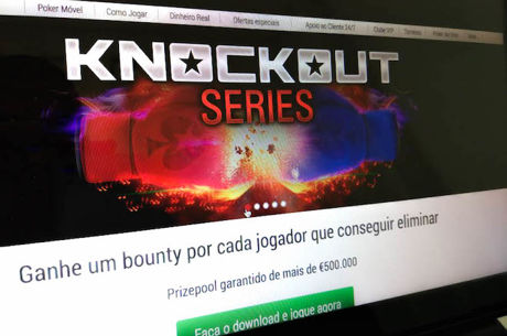 KO Series: guialmeida84 Vence Evento #2 High (€7,181) & Mais
