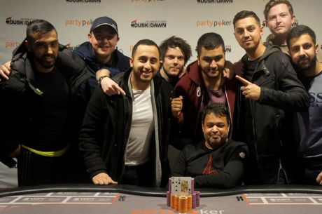 "Basharat ""Bash"" Mahmood Excels in the DTD200 8-Max"