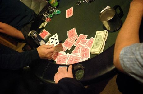 Facing Limpers in a $5 Buy-In Kitchen Table Tournament