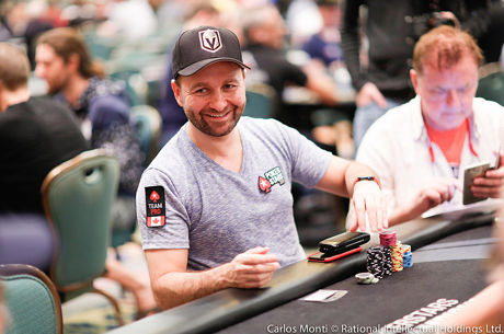 Three Tips for Early Stage Tournament Play from Daniel Negreanu