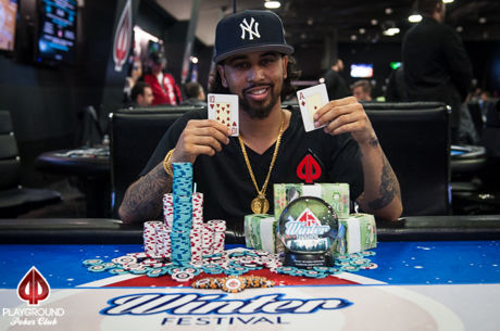 Playground Winter Festival: Jordan Saccucci Ships the Bounty
