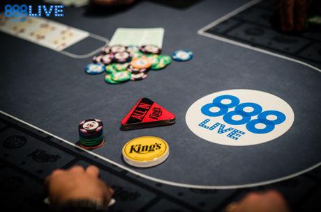 888Live Rozvadov Top 5 Hands