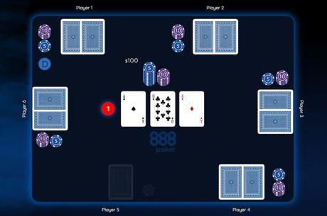"Изучайте покер с программой ""The Game"" на 888Poker"