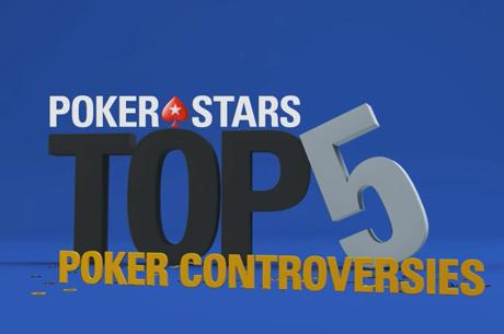 Top 5 das Mãos Mais Controversas