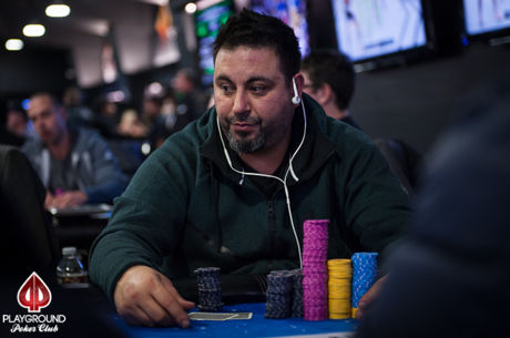 Playground Winter Festival: Baroud Bags WPT Playground Day 1b Lead