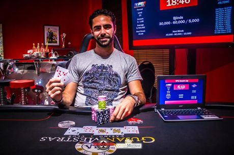 Gujan Mestras : Paul Guichard roi du head's up, Jonathan Therme runner-up