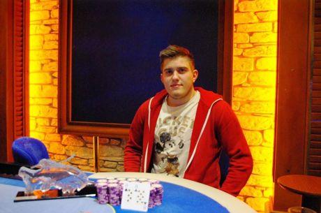 """""""TonyBet Žvejo iššūkio"""" čempionas Dominykas Mikolaitis pelnė 16 500 eurų"""