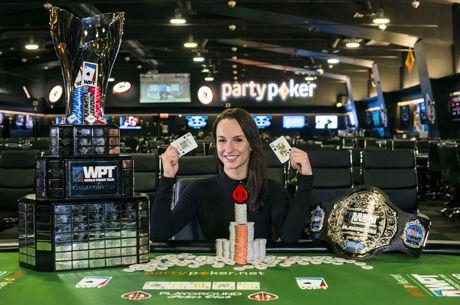 WPT Playground : Ema Zajmovic première gagnante d'un World Poker Tour !