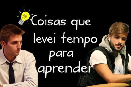 "Coisas Que Levei Tempo Para Aprender #1 por Yuri ""theNERDguy"" Martins"