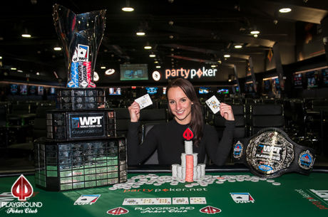 Ema Zajmovic Makes History, Wins WPT Playground