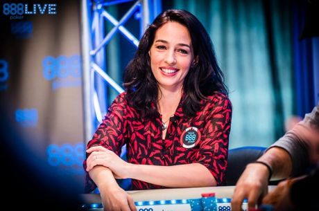 Kara Scott presentó el primer episodio de 888poker News