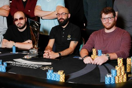 Global Poker Index: Quiet Week Keeps Kenney, Petrangelo on Top