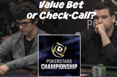 Value Bet ou Check/Call? Daniel Negreanu Responde!