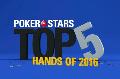 As Melhores Mãos de 2016