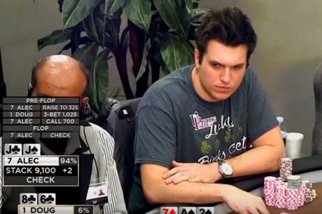 [VIDEO] Polk versus Torelli, o mana antologica de cash high-stakes la Bike