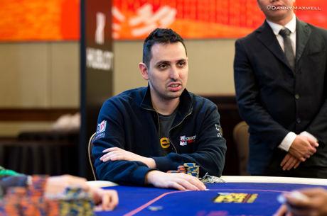 Sergio Aido planta cara a los mejores del mundo y termina 4.º en el HK$250.000 6-Max de las...