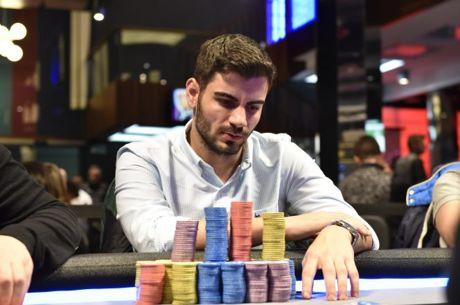 Adrián García toma ventaja para hacerse con la primera parada del Circuito Nacional de Poker...