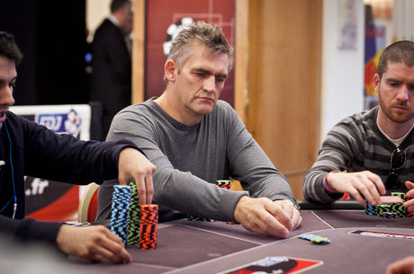 John Duthie Gets Back in the Chair with partypoker LIVE
