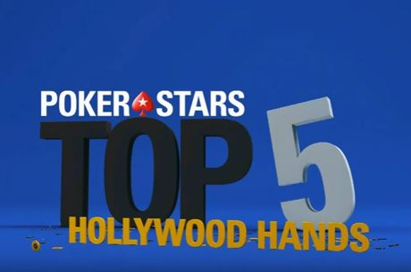 WATCH: PokerStars' Top 5 Hollywood Hands