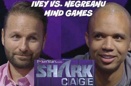 Phil Ivey vs Daniel Negreanu - Mind Games
