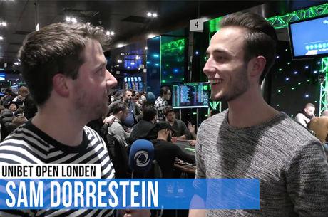 Unibet Open Londen Journaal: Dorrestein wint de Deepstack!