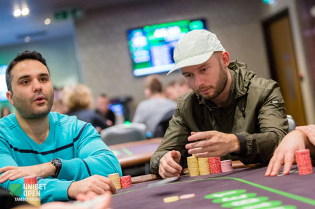 Francis Foord-Brown Leads Final 13 of Unibet Open London