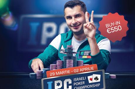 Calificari online pe Unibet Poker pentru 550€ Israeli Poker Championship