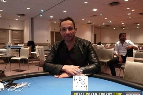 Royal Poker Trophy 500€ : Alain Arhab roi de Mandelieu (24.138€), Paul Guichard runner-up
