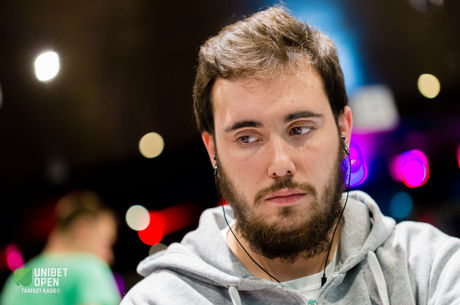 Manuel Bardon termina 8.º en el Unibet Open Londres; Gerret Van Lancker campeón