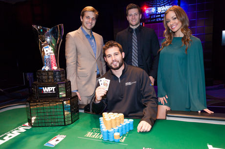 Darren Elias Wins WPT Fallsview for Record-Tying Third Title