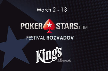 Qualify for the PokerStars Festival Rozvadov Main Event Before It's Too Late