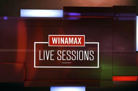 Winamax Live Sessions : L'épisode 3 en vidéo, Jérôme Rothen, Guillaume Diaz, Estelle Denis...
