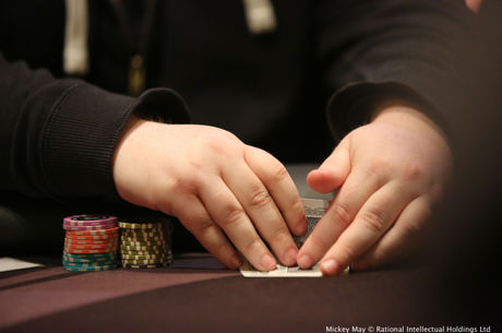 Mixing It Up: Learning to Balance Your Play in Poker