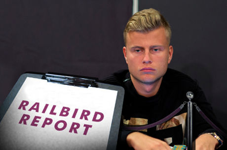 The Railbird Report: Jens Kyllönen Quits Poker